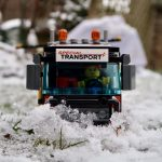 LEGO City Heavy Cargo Transport 60183 nothing will stop this truck