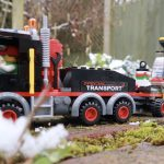 LEGO City Heavy Cargo Transport 60183 hard going