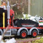 LEGO City Heavy Cargo Transport 60183 Hero shot