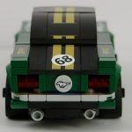 LEGO 1968 Ford Mustang Fastback 75884 Back