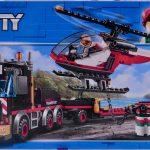 LEGO City Heavy Cargo Transport 60183 Box Front
