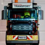 LEGO City Heavy Cargo Transport 60183 Front View