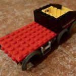 LEGO City Heavy Cargo Transport 60183 Tractor Unit Base