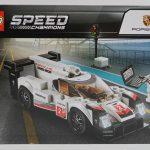 LEGO Speed Champions 2018 Porsche 919 Hybrid 75887 Box Front