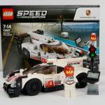 LEGO Speed Champions 2018 Porsche 919 Hybrid 75887 Cool Shot with Box