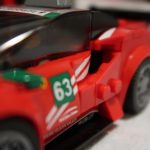 LEGO Speed Champions Ferrari 488 GT375886 Air Intake