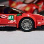 LEGO Speed Champions Ferrari 488 GT375886 Sponsors and Front Splitter