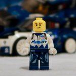 LEGO Speed Champions Ford Fiesta M Sport WRC 75885 Figure