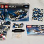 LEGO Speed Champions Ford Fiesta M Sport WRC 75885 Packaging