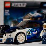 LEGO Speed Champions Ford Fiesta M Sport WRC 75885 Ready to race