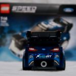 LEGO Speed Champions Ford Fiesta M Sport WRC 75885 Rear Exhaust