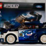 LEGO Speed Champions Ford Fiesta M Sport WRC 75885 SIDE Details