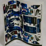 LEGO Speed Champions Ford Fiesta M Sport WRC 75885 stickers
