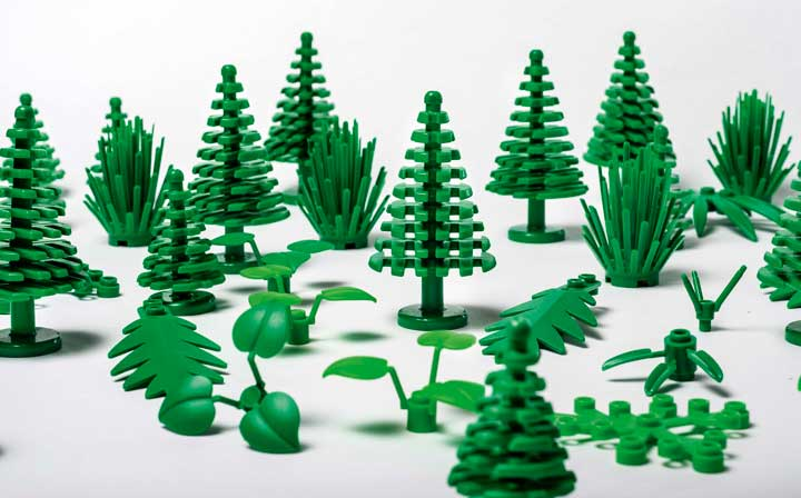 LEGO Sustainable Bricks will be launching in 2018