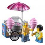 LEGO Creator Expert Roller Coaster 10261 | Candy Floss Stand