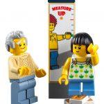 LEGO Creator Expert Roller Coaster 10261 | Checking Rider Height