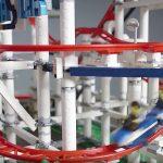 LEGO Creator Expert Roller Coaster 10261 | Riding Down