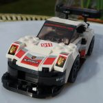 LEGO Speed Champions Porsche 911 RSR 75888 Profile
