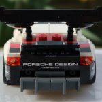 LEGO Speed Champions Porsche 911 RSR 75888 Rear View