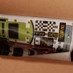 LEGO Speed Champions Porsche 911 RSR and 911 Turbo 3.0 75888 Bent Sticker Sheet