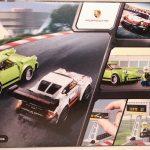 LEGO Speed Champions Porsche 911 RSR and 911 Turbo 3.0 75888 Box Back
