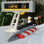 LEGO Speed Champions Porsche 911 RSR and 911 Turbo 3.0 75888 Lap Counter