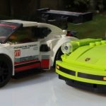 LEGO Speed Champions Porsche 911 RSR and 911 Turbo 3.0 75888 Racing Cars