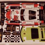 LEGO Speed Champions Porsche 911 RSR and 911 Turbo 3.0 75888 Sticker Sheet