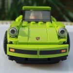LEGO Speed Champions Porsche 911 Turbo 3.0 75888 Front View