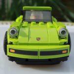 LEGO Speed Champions Porsche 911 Turbo 3.0 75888 Front View
