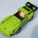 LEGO Speed Champions Porsche 911 Turbo 3.0 75888 Interior