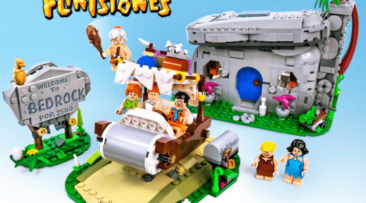 The Flintstones by AndrewClark2