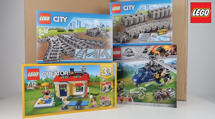 LEGO Haul #5! My Biggest Set Haul yet with 2 mystery boxes!