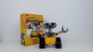 LEGO Ideas WALL•E set 21303