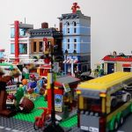 Custom LEGO City Update #2 - Downtown