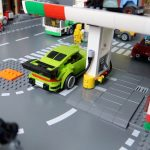 Custom LEGO City Update #2 - Porsche Refuelling