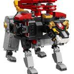 Voltron Black Lion - LEGO® IDEAS 21311