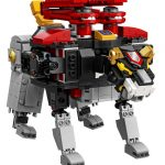 Voltron Black Lion - LEGO® IDEAS 21311