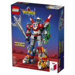 LEGO® IDEAS 21311 Voltron Set Box