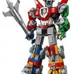 Voltron Form Up - LEGO® IDEAS 21311
