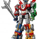 Voltron Form Up - LEGO® IDEAS 21311