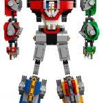 Voltron Forming - LEGO® IDEAS 21311