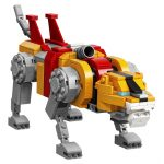 Voltron Yellow Lion - LEGO® IDEAS 21311