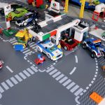 LEGO City Update #3 - Service Station and Parking