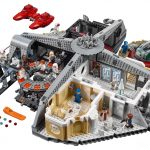 LEGO Star Wars 75222 Betrayal At Cloud City Playset Unveiled
