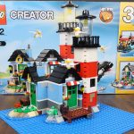 LEGO Creator Speed Build: Lighthouse Point (set 31051)