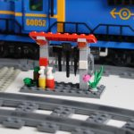How to Build a LEGO City Train Emergency Station for your LEGO City Trains