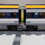 Video Tutorial to Upgrade the LEGO City Passenger Train with Jacobs bogies! 60197