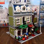 Lego Creator Parisian Restaurant Speed Build Video – set 10243