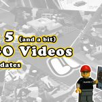 Top 5 and a bit LEGO City Update Videos! 18 Nov 2018